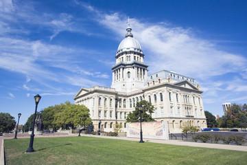 Springfield, Illinois - State Capitol