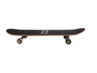 black skate board