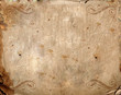 canvas print picture - Vintage background - old paper