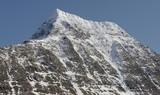 High mountain. poster