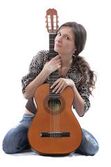 Clasic guitarist