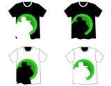 Beautiful vector t-shirt hip hop design poster