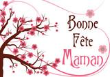 Fototapety bonne fête maman 001