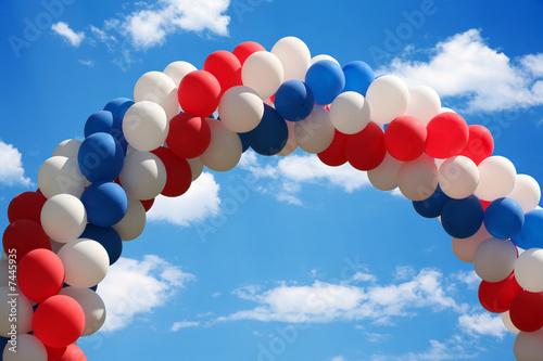 Balloon arch 2