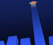 Bar graph - single rise