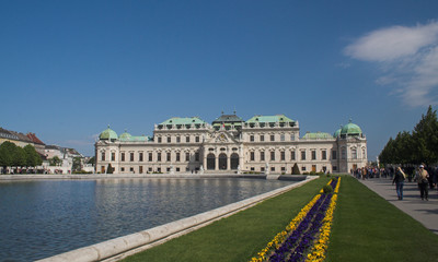 The palace in the City
