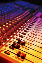 Music and music mixer