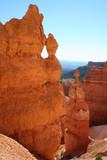 Bryce Canyon National Park scenery, Utah, USA poster