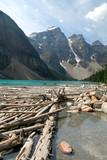 Moraine lake, Banff National Park, Canada poster