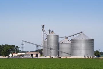 Grain Elevator IV
