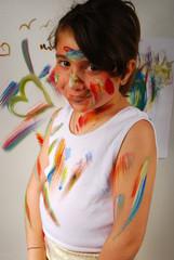 la peinture et moi !