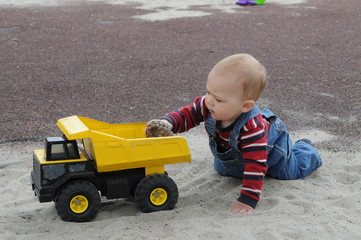 boy at playground 2