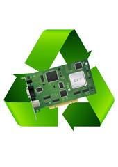 Electronique et recyclage