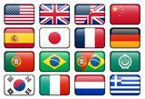 Web Language Icon Set 1
