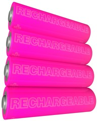 rechargeable 3
