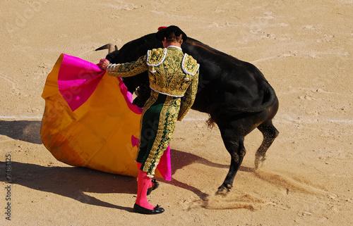 Staande foto Stierenvechten feria4