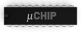 Micro chip poster