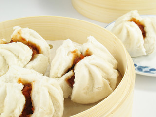 Tasty BBQ Pork Buns