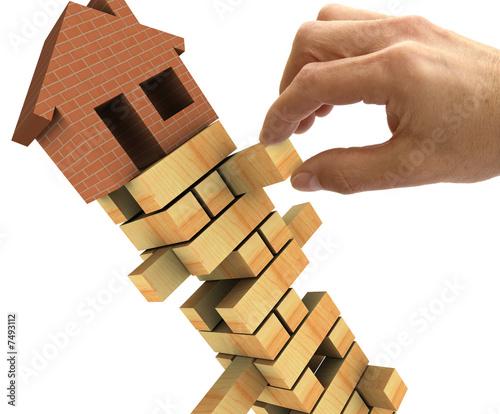 Housing market collapse