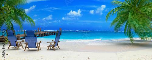 caraibean beach ponton 03