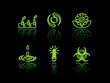 Ecology neon series