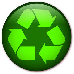 Glassy Recycling symbol