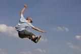 Fototapeta sport - powietrze - Poza Pracą / Sporty