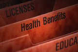 Health Benefits File poster