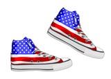 Fototapety scarpe USA