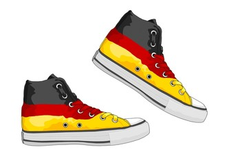 scarpe Detuschland
