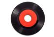 Leinwanddruck Bild - Vintage Record Albums