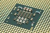 Computer processor core poster