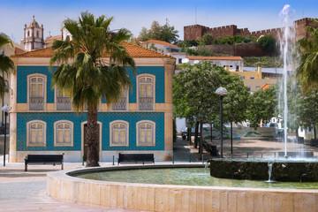 Historic Silves Square