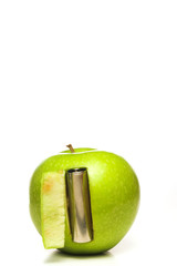 Battery Powered Apple