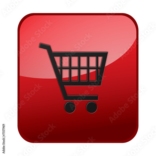 shopping cart icon. shopping cart, icon, cart