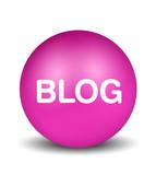 Blog - pink poster