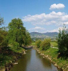 campagne suisse