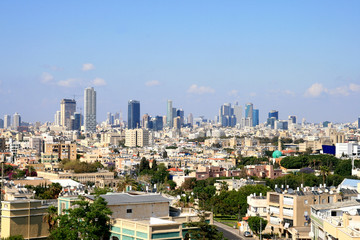 Towers of Tel Aviv