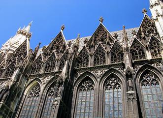 Stephansdom cathedral - Vienna, Austria