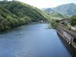 la diga di Borgo a Mozzano