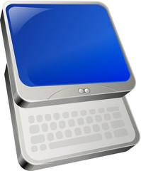 Ultra mini portable computer UMPC