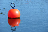 Buoy at the sea