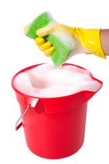 Bucket of Soap