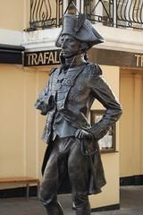 Statue of Nelson, Greenwich