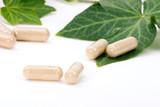 Herbal supplements poster