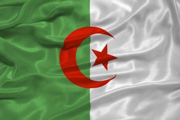 Algeria Flag 3
