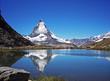 Ein Bergsee und sein Mythos - Matterhorn