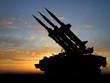 Leinwanddruck Bild - missiles