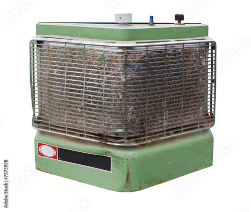Old Fashioned Heater