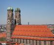 Frauenkirche in München - Bayern